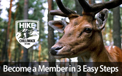 become a hiking club member