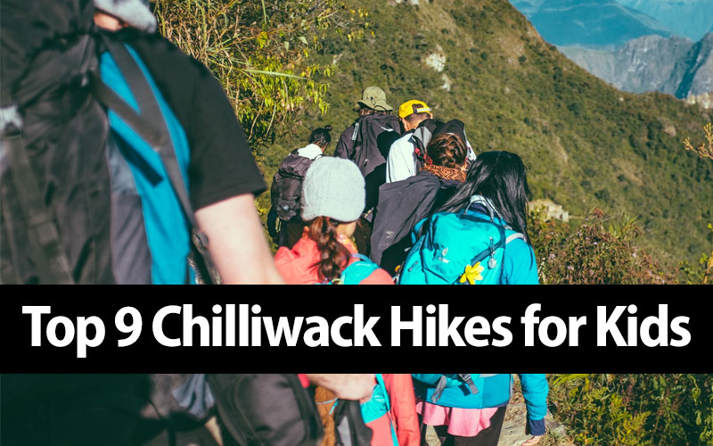 top 9 chilliwack hikes for kids
