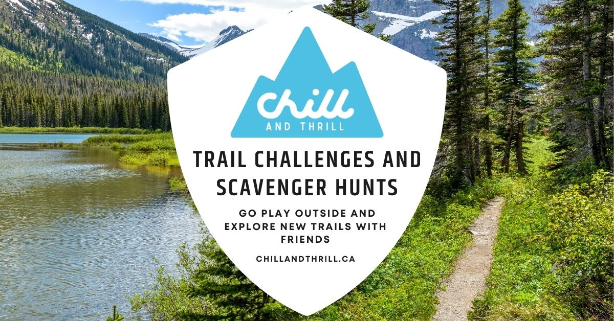Chilliwack Hiking Trail Challenges and Scavenger Hunts